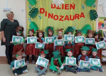 Dzień Dinozaura w Biedronkach