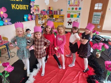 Dzień kobiet w Biedronkach
