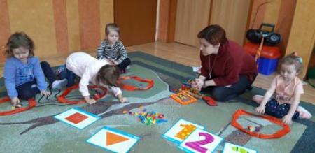 12 marca – Dzień matematyki w grupie Słoneczka