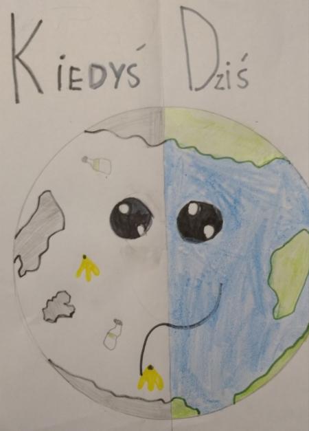 Dzień Ziemi w klasie 2a