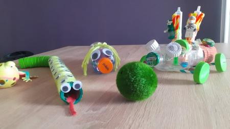 Eko - zabawki klasa 2 a