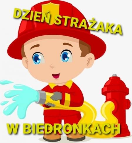 Dzień Strażaka w Biedronkach