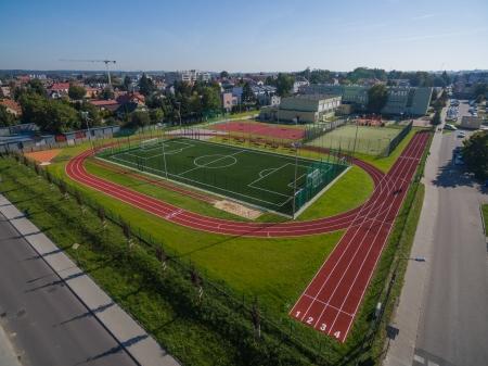 Nowe obiekty sportowe przy Szkole Podstawowej nr 7 w Mławie